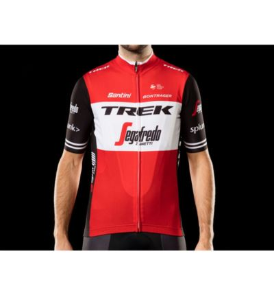 Koszulka Santini Trek-Segafredo Men's Team Replica