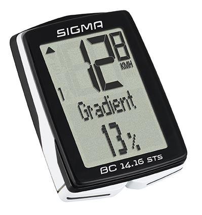 Licznik Sigma BC 14.16 STS CAD