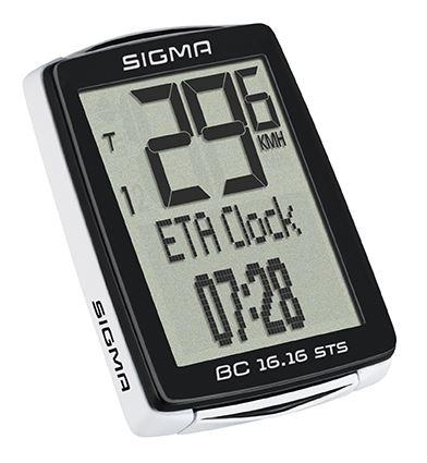 Licznik Sigma BC 16.16 STS CAD