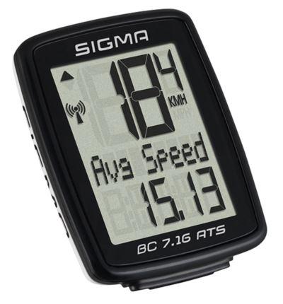 Licznik Sigma BC 7.16 ATS