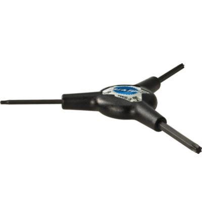 Potrójny klucz imbusowy Torx PARKTOOL TWS-3