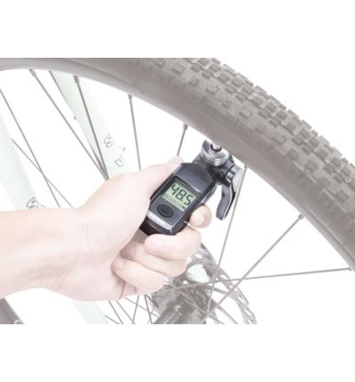 Manometr TOPEAK SHUTTLE GAUGE DIGITAL