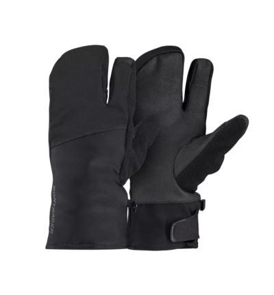 Rękawiczki Bontrager Velocis Softshell Split Finge