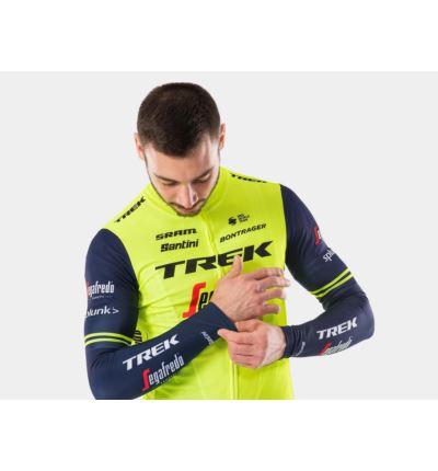 Ocieplacze na ramiona Santini Trek-Segafredo Team