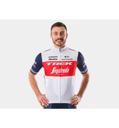 Koszulka Santini Trek-Segafredo Team Race Replica