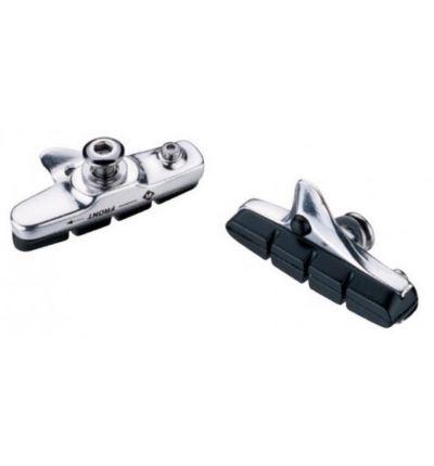 Klocki Baradine szosowe w obudowie aluminiowej