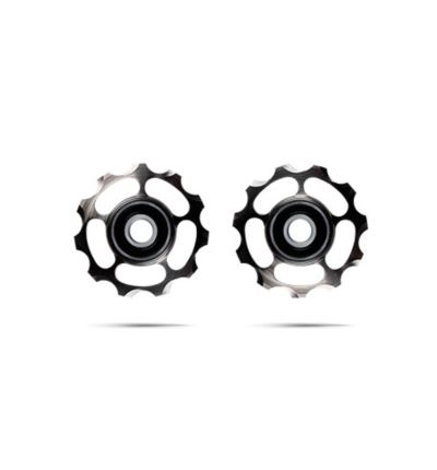 Kółka do przerzutki Ceramic Speed Ti Shimano 9-10b