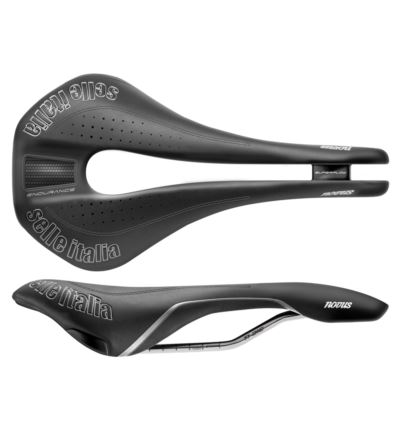 Siodełko SELLE ITALIA NOVUS SUPERFLOW ENDURANCE